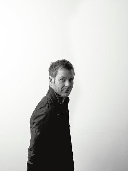 Artist and designer Stuart Haygarth.  Photo 10 of 13 in Design Junkie