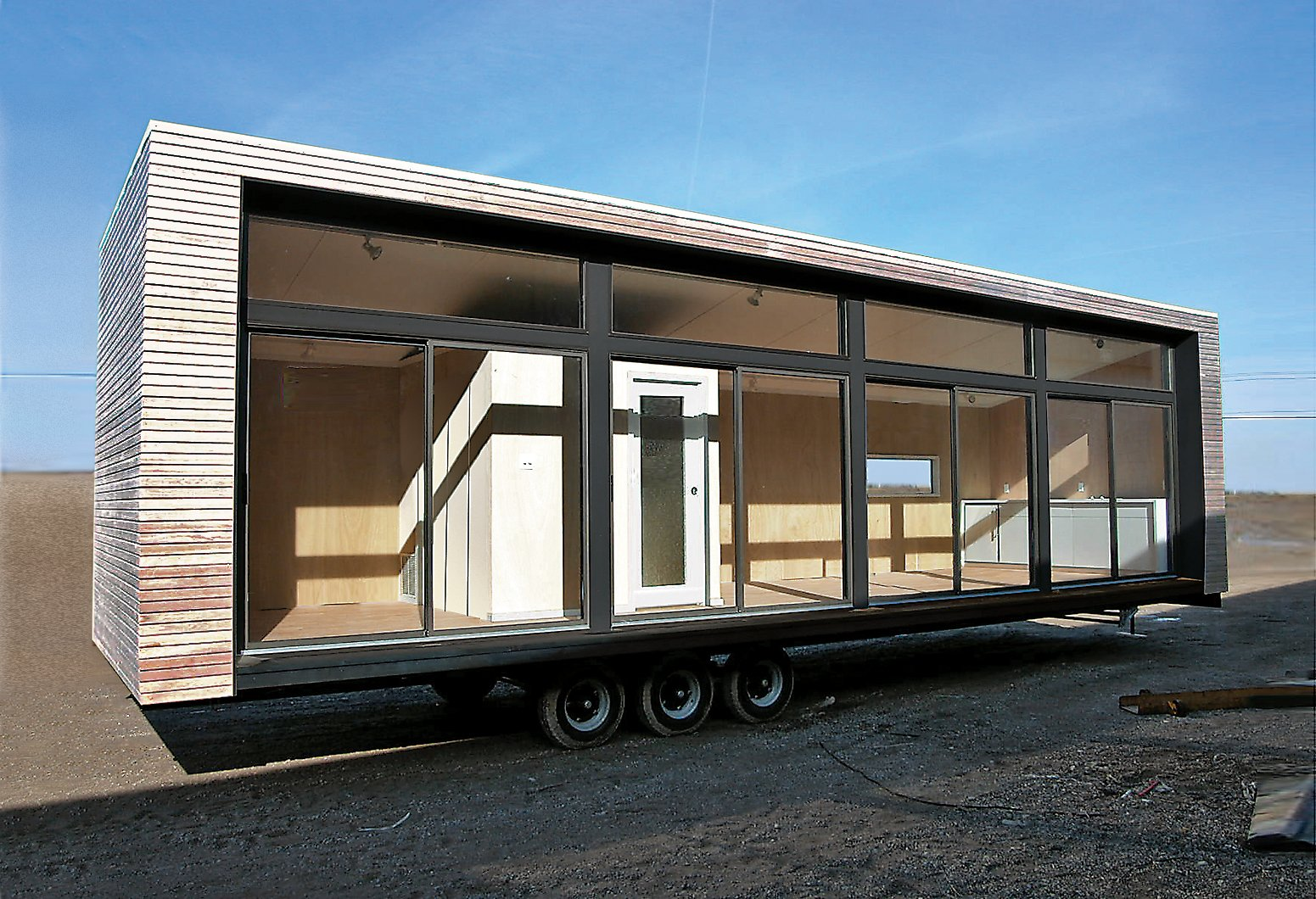 Photo 3 Of 6 In Upwardly Mobile Homes Dwell