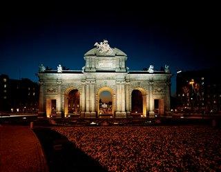 Architecture Tour: Madrid, Spain