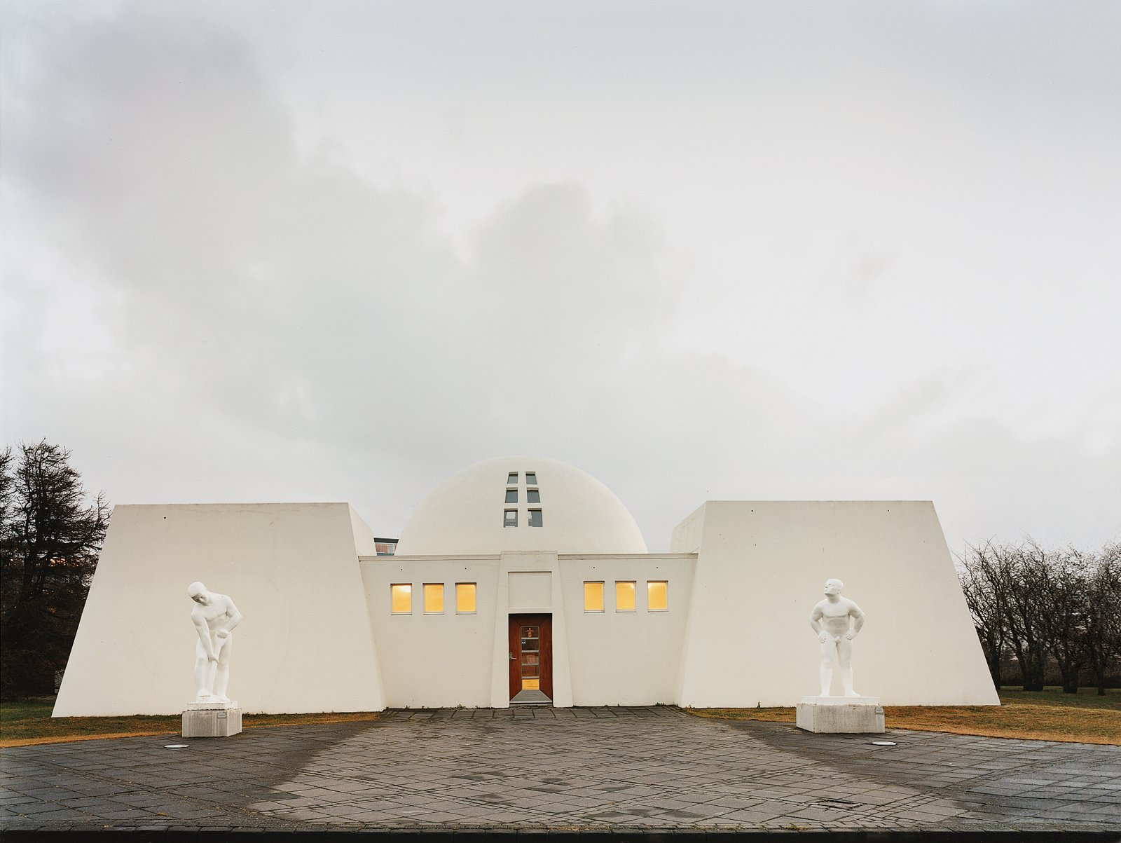 The Asmundur Sveinsson Collection is worth visiting for the architecture as much as the sculpture.  Photo 10 of 13 in Reykjavík, Iceland
