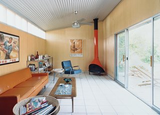 Architect Rocio Romero has designed and built a range of prefab homes based out of rural Missouri. Her Camp series, which includes the 312-square-foot Fish Camp was conceived as a studio, backyard office, guest cottage, or home for short-term getaways. In fact, after suitable foundation prep, Romero explains, two moderately experienced DIYers should be able to complete either Camp structure in a weekend, excluding any desired plumbing and electricity. Details like a proprietary foundation-leveling system, preinstalled windows, and a detailed how-to DVD help ensure that the Camp series is user-friendly.