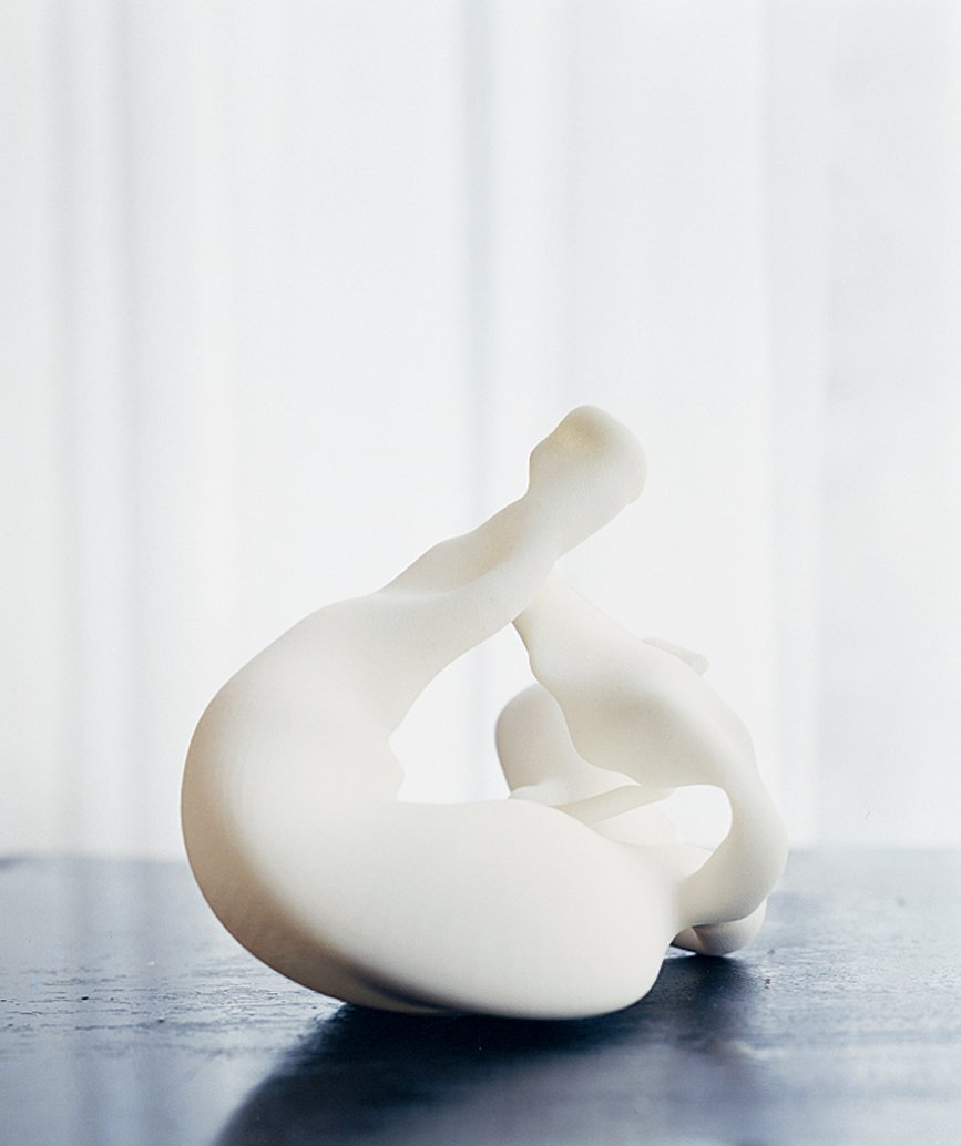 An Airborne Snotty vase, reflecting his determination to make even bodily functions beautiful.  Photo 4 of 11 in Marcel Wanders