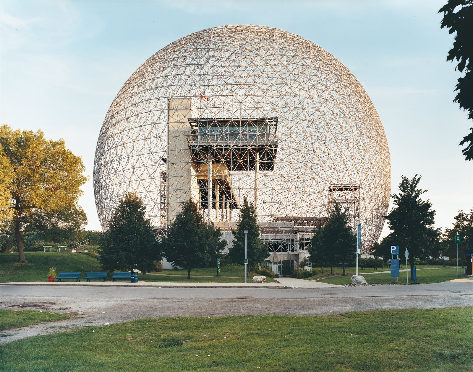 """Montreal, QuebecDispassionate about his city's de rigueur """"City of Design"""" designation, architect Gilles Saucier shows us there's more to Montreal than Expo 67. Photo by: Matthew Monteith  Search """"canada"""" from Montreal Exposed"""
