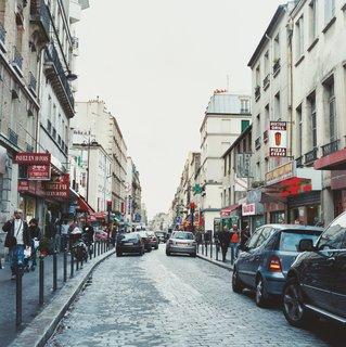 Parsing Paris