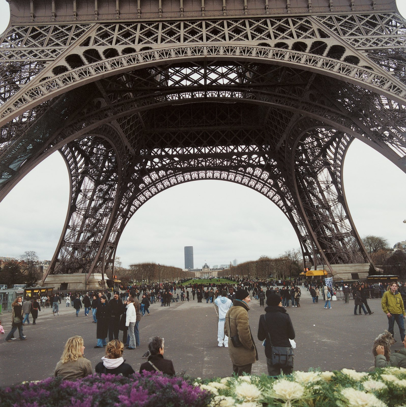 The Eiffel Tower, which raised more than one eyebrow in 1889.  Photo 9 of 9 in Parsing Paris