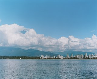 Vancouver is an extroverted city