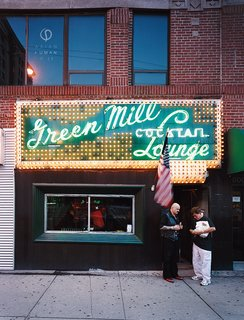 The Green Mill Cocktail Lounge in the Uptown neighborhood plants you firmly in the middle of all the musical culture Chicago has to offer.