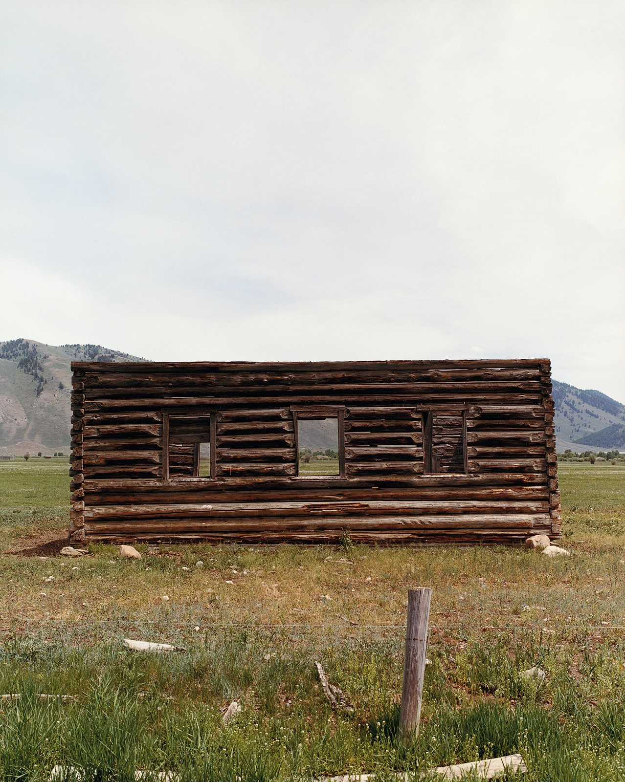The simple agrarian structures that dot the empty fields and ranches throughout Jackson stand as inspiration to many architects who are fighting to maintain the simplicity and beauty of vernacular buildings.  Photo 2 of 10 in Jackson, WY