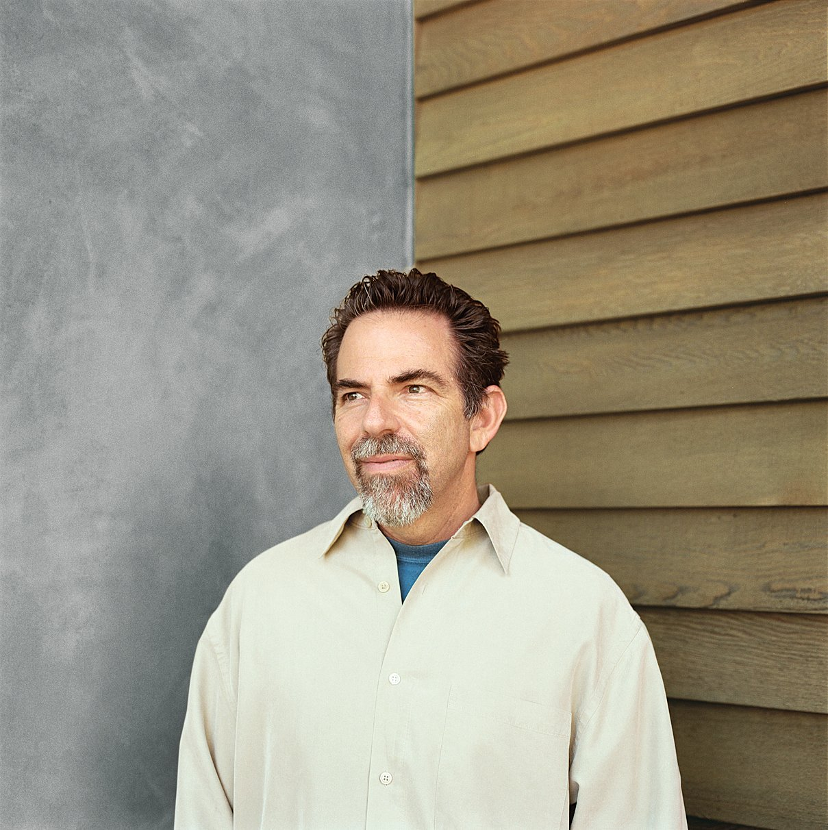 Andy Lipkis, founder and president of TreePeople, a nonprofit in Los Angeles.  Photo 2 of 2 in Tree's Company