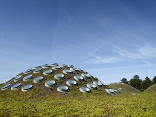 Cal Academy's Green Credentials