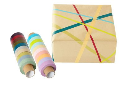 Holiday 2008 gift wrapping from Design Within Reach.  Photo 1 of 2 in DWR Limited for the Holidays