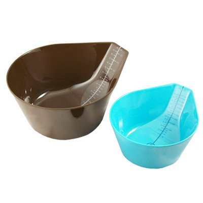Mix and Measure Bowls, $16