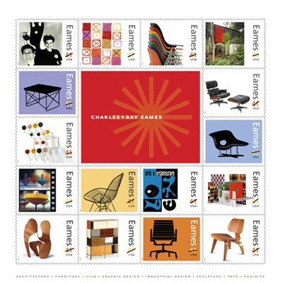 Eames Postage Stamps, $10  Photo 5 of 7 in A Very Eames Christmas