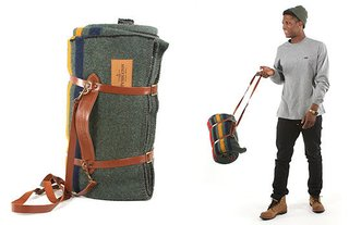 Pendleton's Yakima Blanket with Carrier