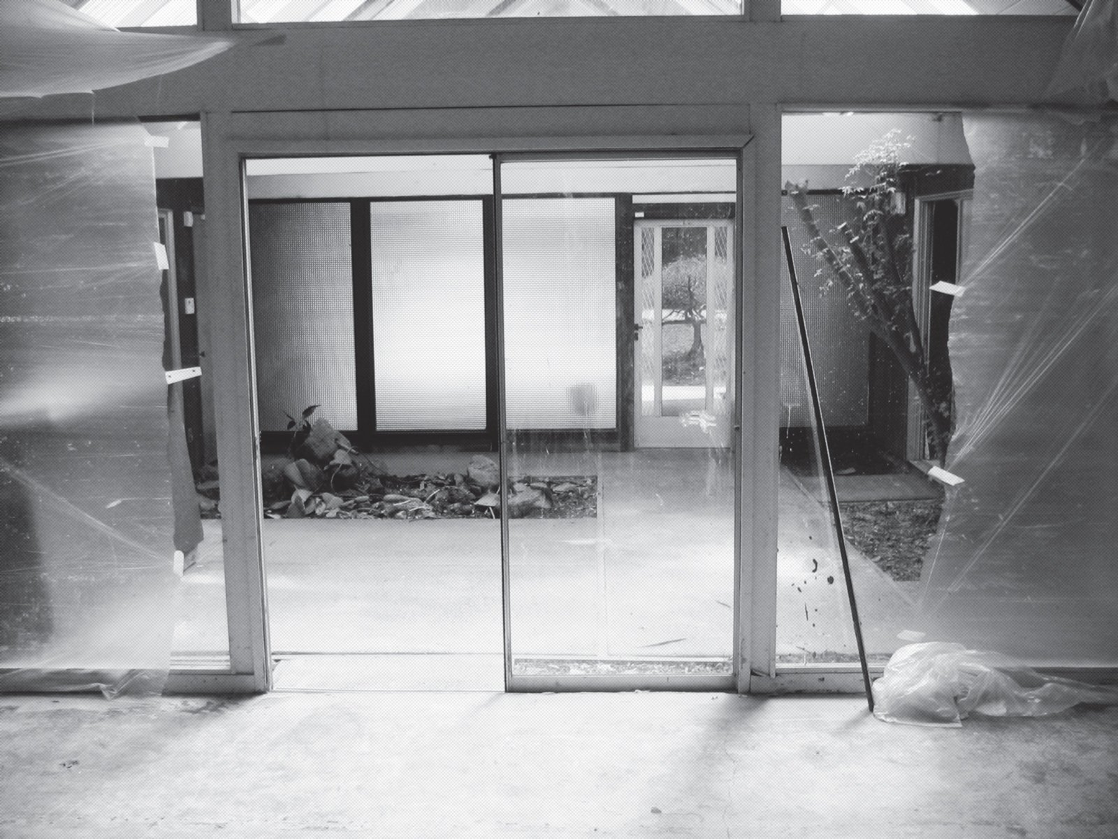Jennifer and Mattias Segerholt's home in southwest Portland, Oregon, presented a dismal picture upon initial inspection.  Photo 4 of 15 in A Midcentury Modern Home in Southwest Portland