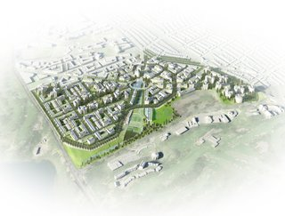 Parkmerced Vision Plan by Skidmore, Owings & Merrill  Honor Award for Urban Design