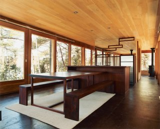 Eco-Friendly Rustic Cabin Retreat in Canada