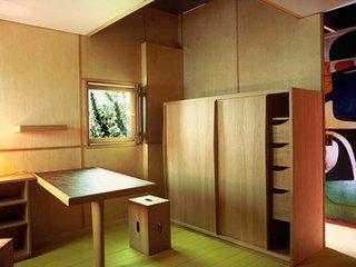 Corbusier's Cabanon at RIBA