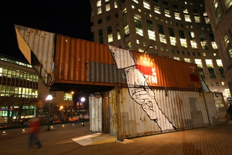 containR 2009  Shipping Containers by Dwell from Container Cinema