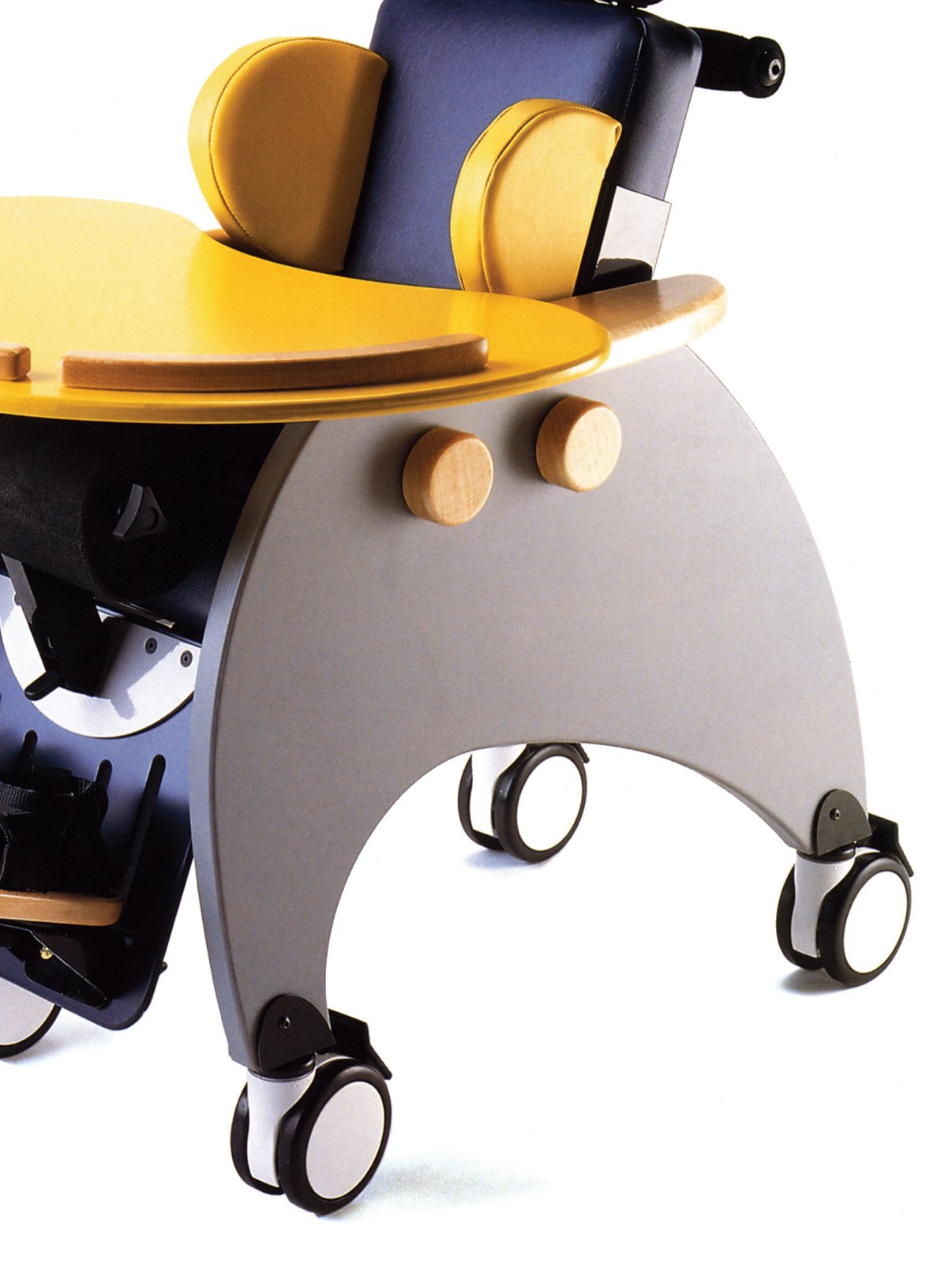 James Leckey Design's Woosh Chair is designed for children with cerebral palsy.  Photo 2 of 4 in Eight Questions for Graham Pullin