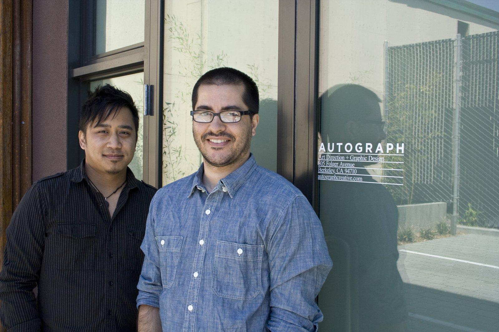 Donerik Dela Cruz (left) and Aaron Pou (right), co-principals and creative directors of Autograph  Photo 3 of 10 in Q&A with Autograph Creative Directors
