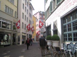Touring Switzerland: Day 1