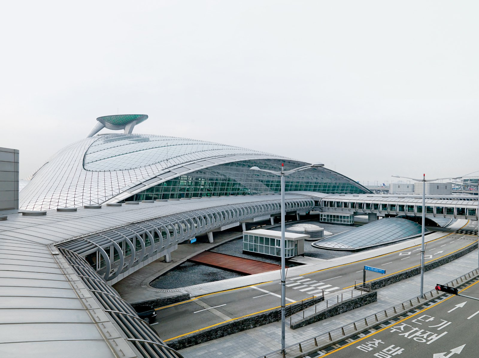 Incheon International, Seoul  Photo 3 of 5 in An Introduction to Airport Design