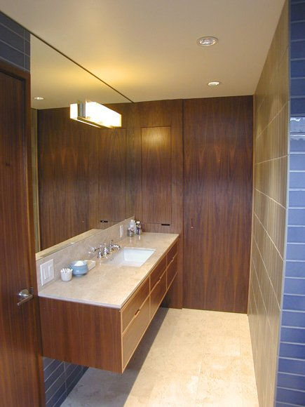 Anderson Remodel by Shed Architects. Custom cabinetry by Kerf Design. Photos courtesy of the architects.  Photo 12 of 12 in Built-In Beauty