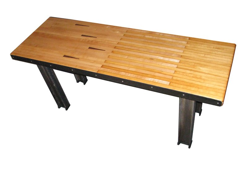 "Brooklyn table by CounterEvolution NYC  Search ""전주오피《《www.MAT55.com》》⊀달밤⊁대비∥전주오피ಓ전주룸사롱ꌛ전주출장ꌙ전주Hugetelꏎ전주업소✘전주안마"" from Reclaimed Bowling Lane Furniture"