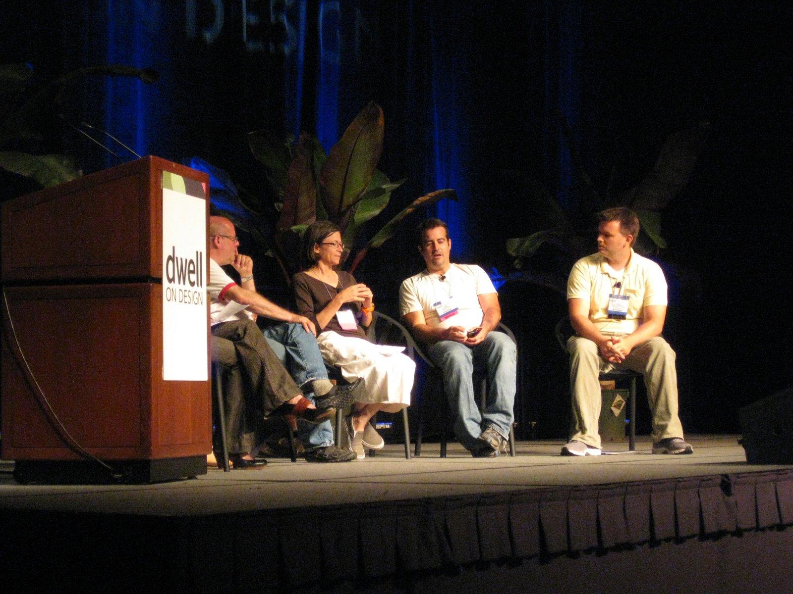 Photo 1 of 1 in Panel: Density in Los Angeles