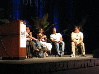 Panel: Density in Los Angeles