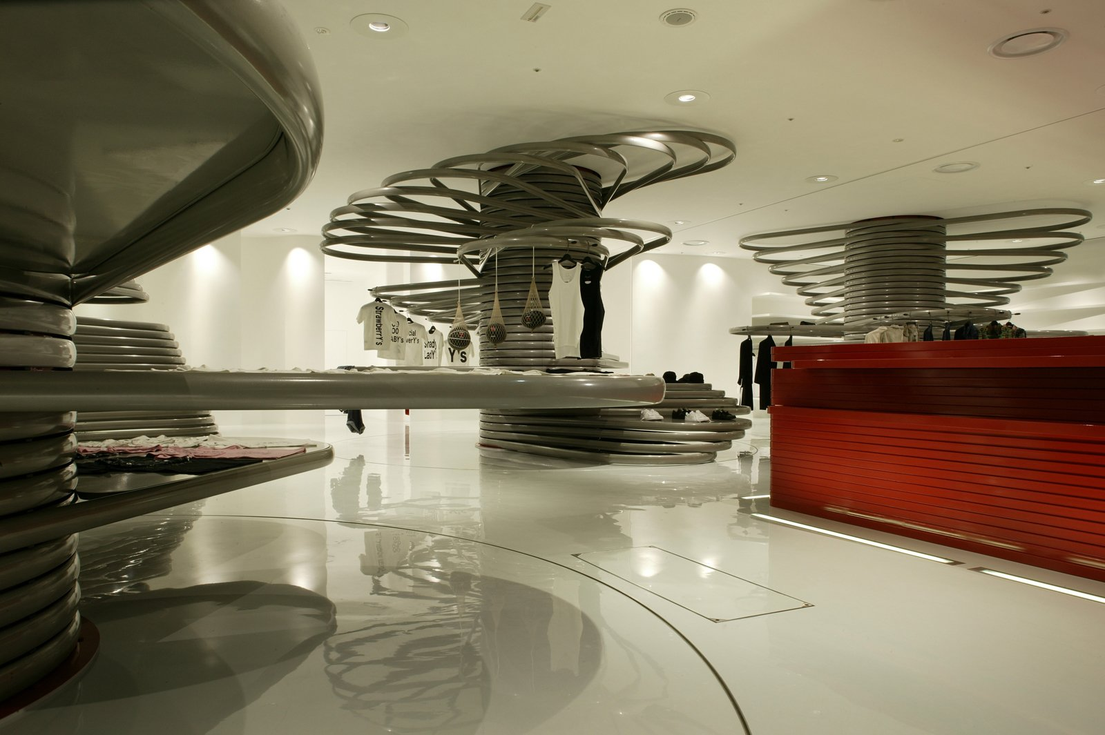 Y's Store (2003)Ron Arad Associates and the Museum of Modern Art  Photo 26 of 28 in Ron Arad: No Discipline Preview