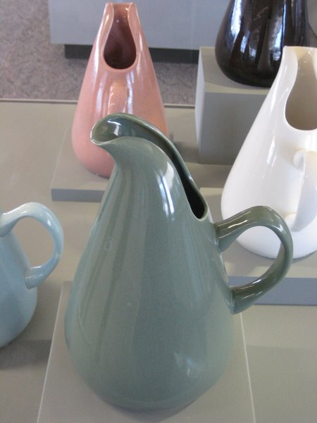 The classic American Modern pitcher.