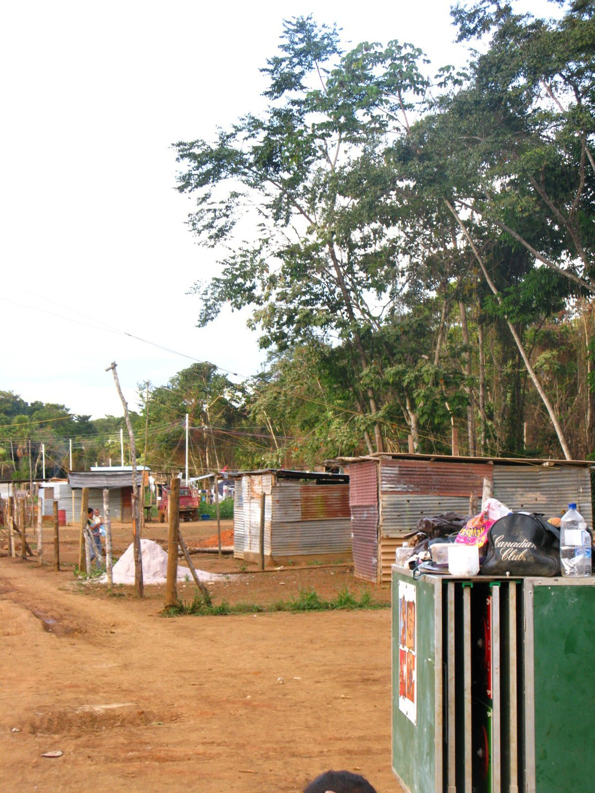 Nonn and Martin hope that locals who have been living in the corrugated metal shacks typical of the area will take some inspiration from their designs, and be able to improve their accommodations with local materials.  Photo 10 of 13 in Venezuela's Eco Cabanas