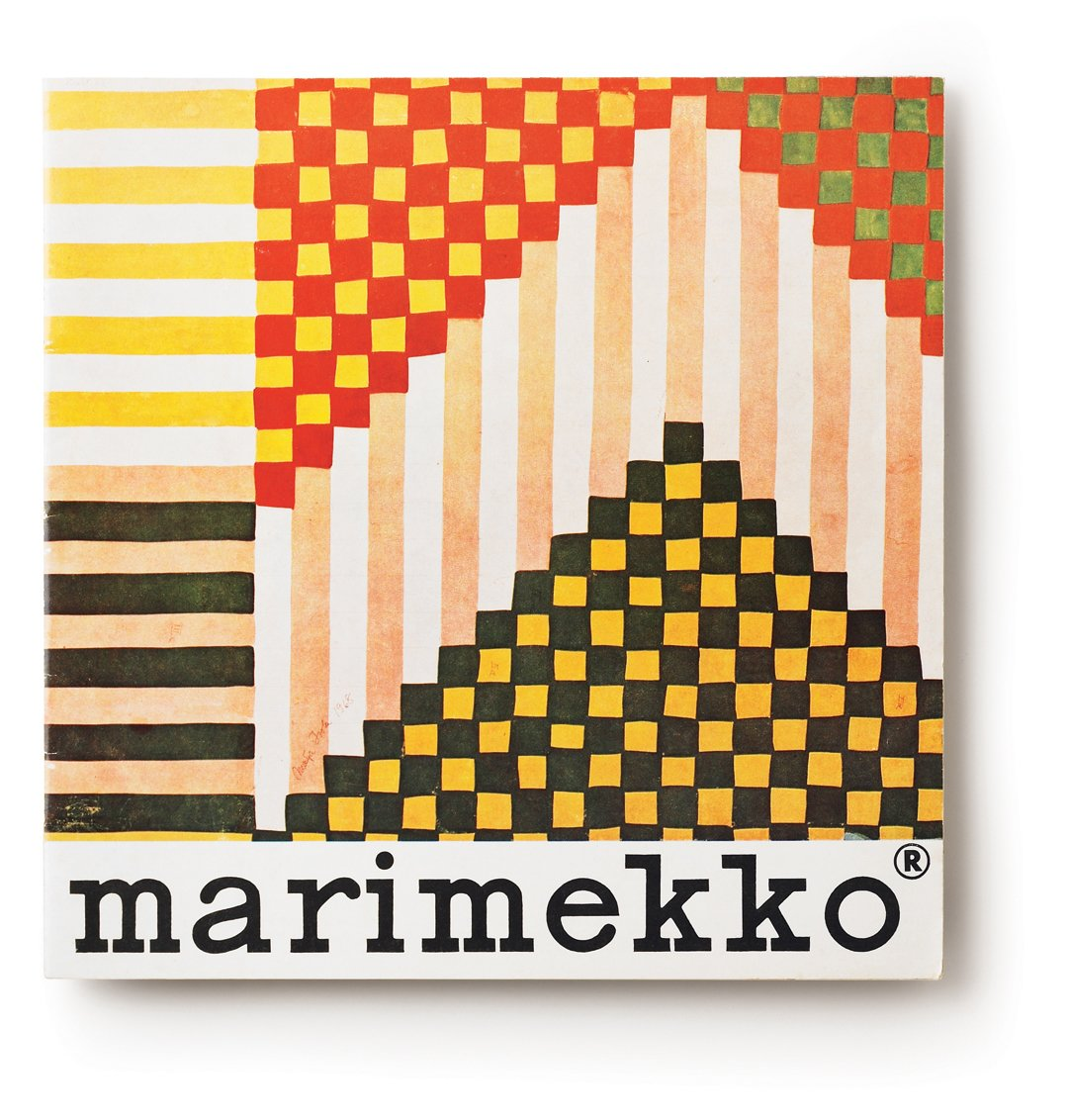 The store and all its employees often looked to Marimekko for inspiration.  Photo 10 of 10 in Partners in Design