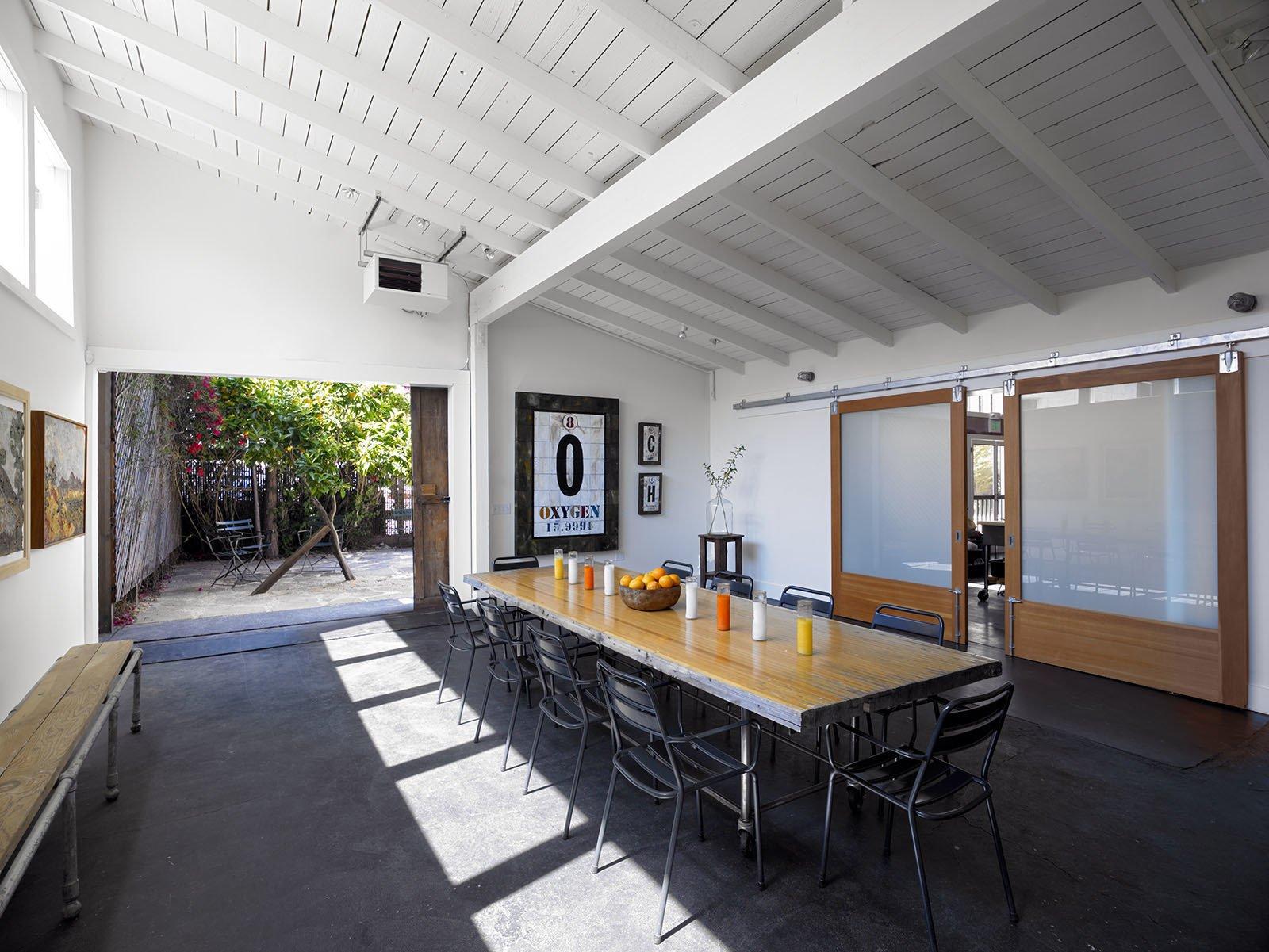 Stable Cafe  Architect: Malcolm Davis Architecture  Location: San Francisco, California  Photo 4 of 5 in Architecture + Food = Stable Cafe
