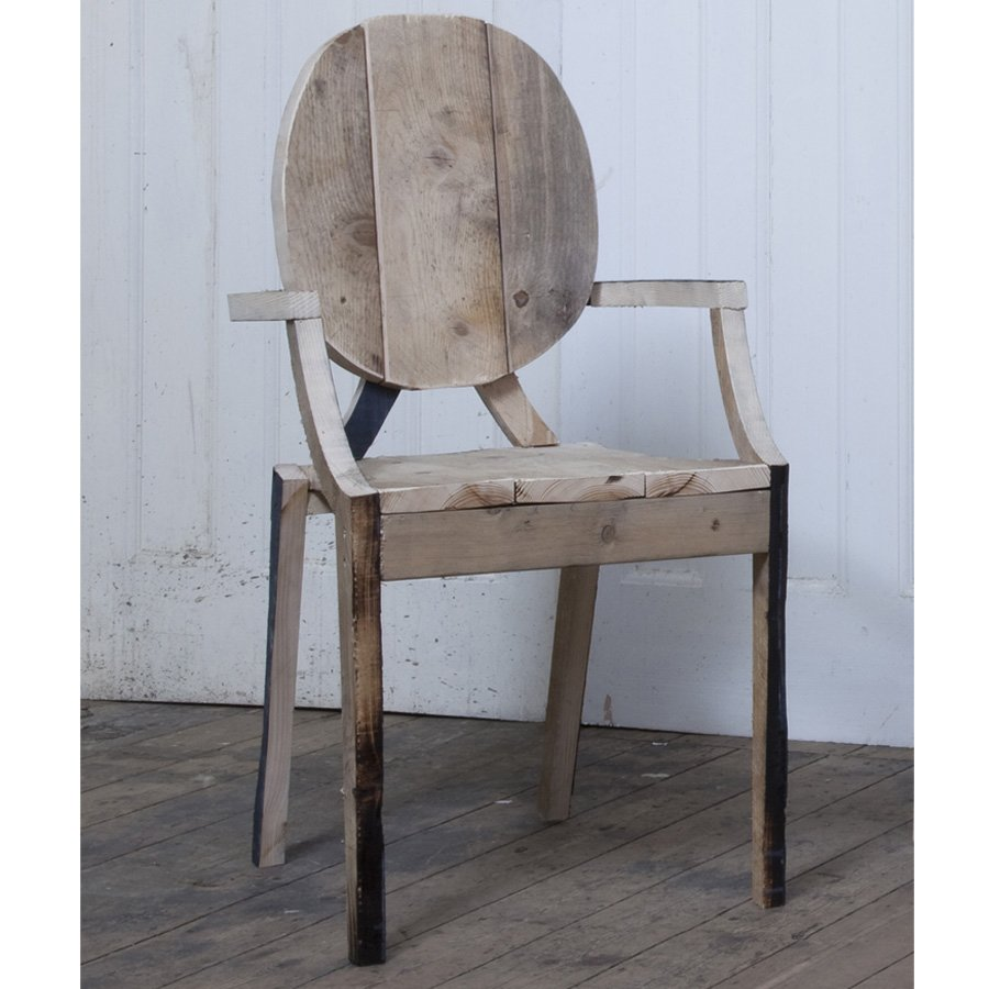 Rupert Blanchard's Louis Ghost Crate Chair  Photo 4 of 15 in Live from London: Lifestylebazaar