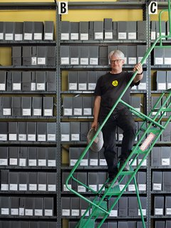 Rick Prelinger Evaluates Modern Media Storage