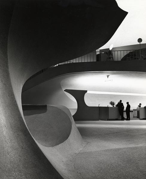 TWA Terminal, New York International (now John F. Kennedy International) Airport, New York, circa 1962  Photo 4 of 4 in This Weekend: 11.19-11.22
