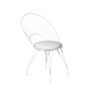 Designed originally in 1954 by Yngve Ekström, one of the founders of Swedese, the sunrise-patterned Desirée chair has been re-released. Ekström also created the famous Lamino chair in 1956, showing the same affinity for sensuous curves and an understanding of the human form. It's every bit as comfortable as you hope it will be, and a delightful addition to any whimsical backyard garden.
