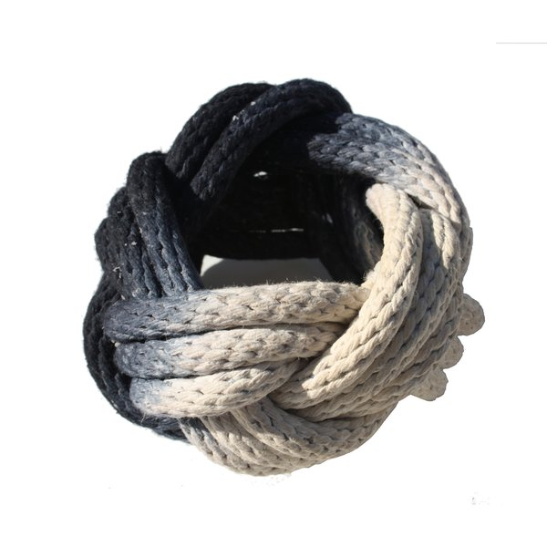 Rope Bracelets by Tanya AguiñigaTanya is a local Los Angeles artist and a great friend. Her work never ceases to amaze us. These rope bracelets are the perfect accessory and can make even the simplest jeans and t-shirt look fabulous