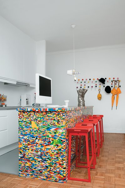 Photo 1 Of 62 In 60 Kitchen Island Ideas That Serve Up Style And Functionality From Lego Island Dwell