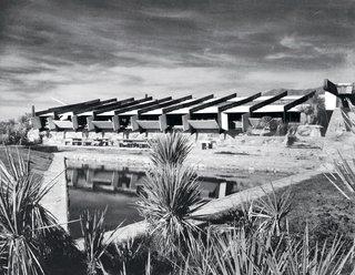 Taliesin West, 1939.