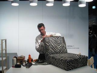 ICFF 2010: Dressing Up with Artek