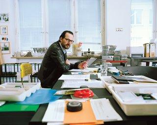 工业设计师焦点:Konstantin Grcic