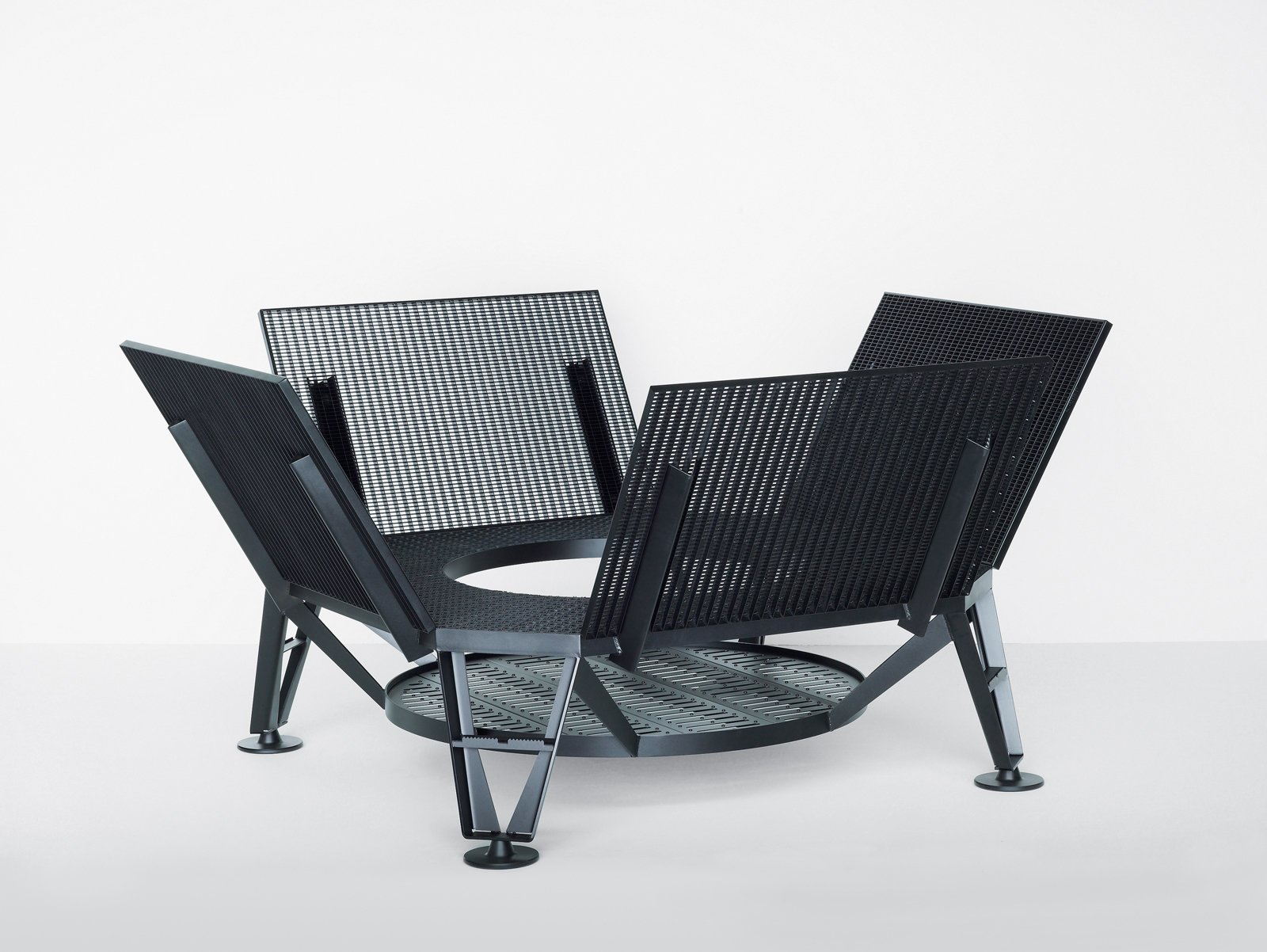 Landen public seating for Vitra Edition, 2007.  Photo 6 of 26 in Industrial Designer Focus: Konstantin Grcic