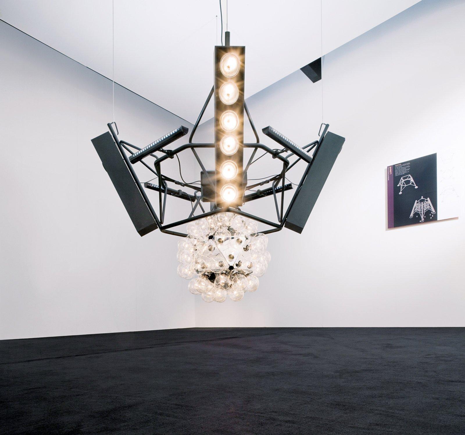 Lunar was a light project for Flos in 2008.  Photo 15 of 26 in Industrial Designer Focus: Konstantin Grcic