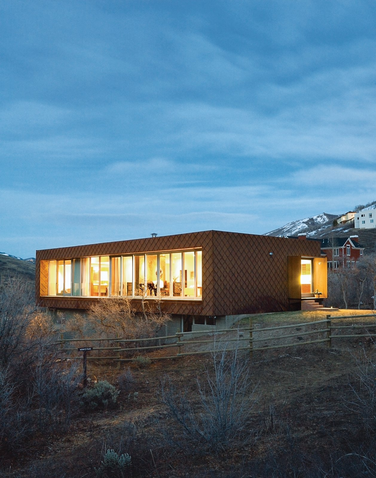 Articles about first leed homes–rated house utah on Dwell.com