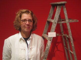 Artist Maira Kalman at the CJM