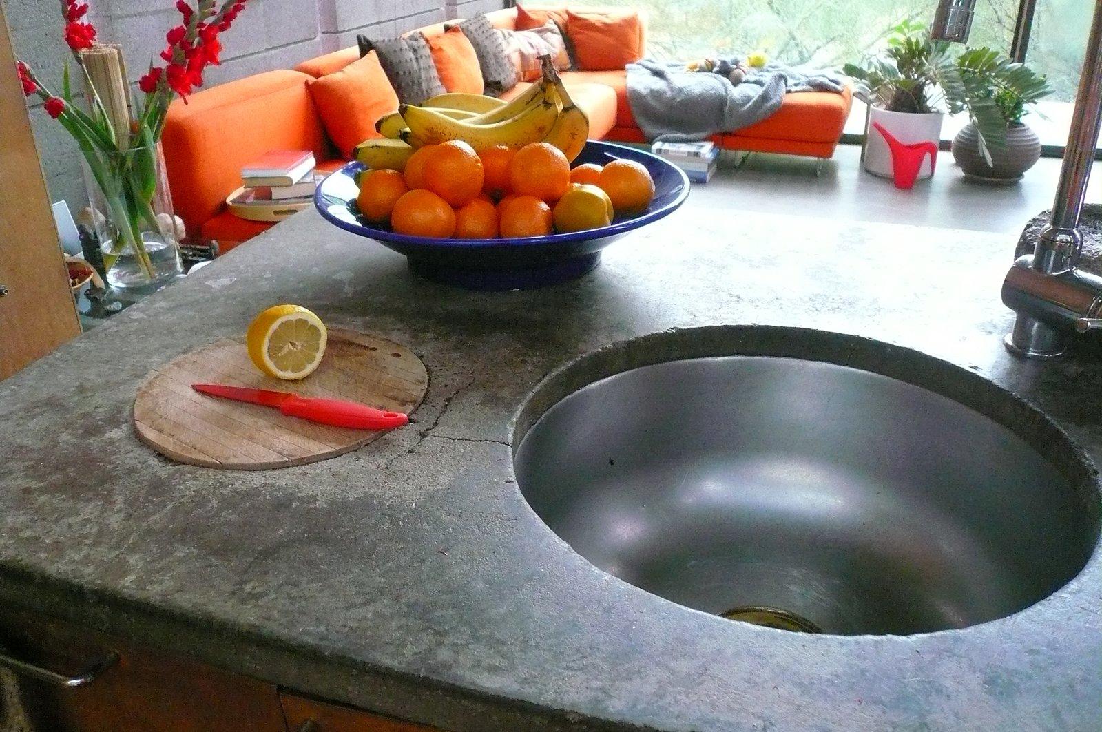 My favorite detail in the kitchen.  Kitchen